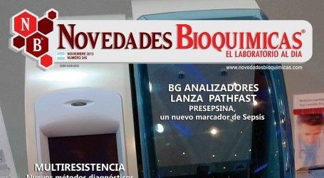 NOVEDADES BIOQUIMICAS N° 245