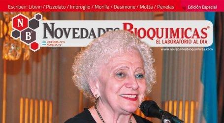 NOVEDADES BIOQUIMICAS N°270